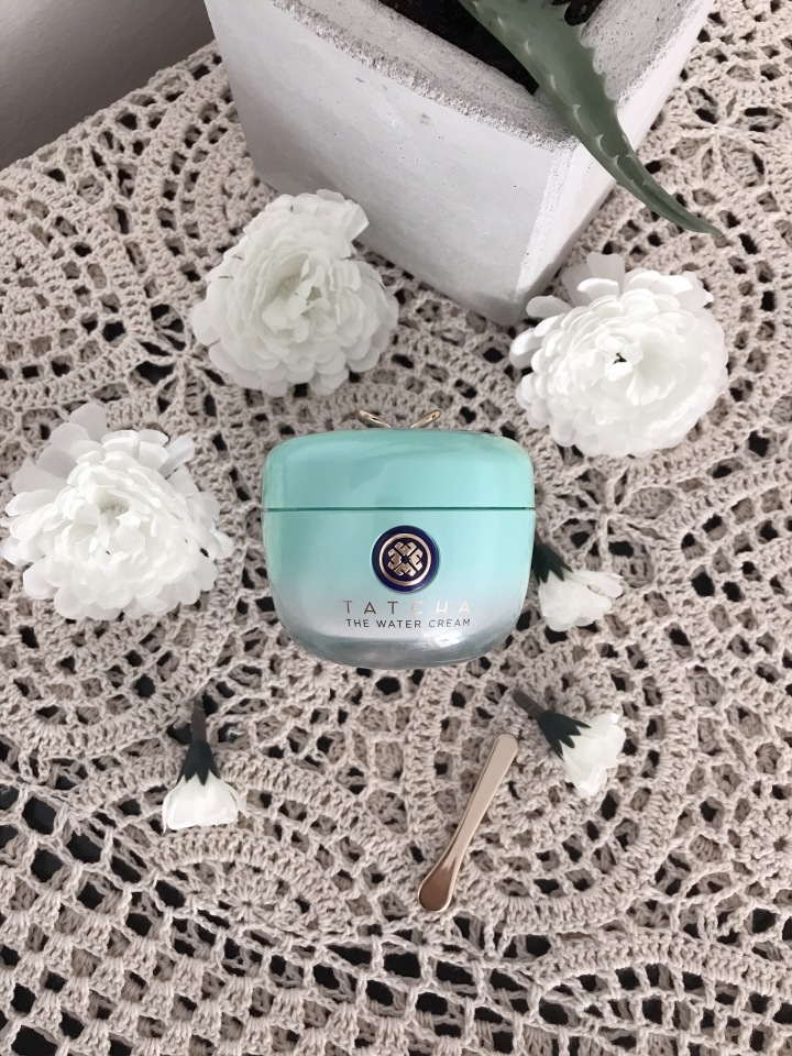 Tatcha water cream review