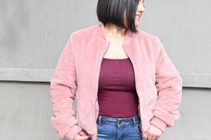 Winter pink:6 month blogupdate
