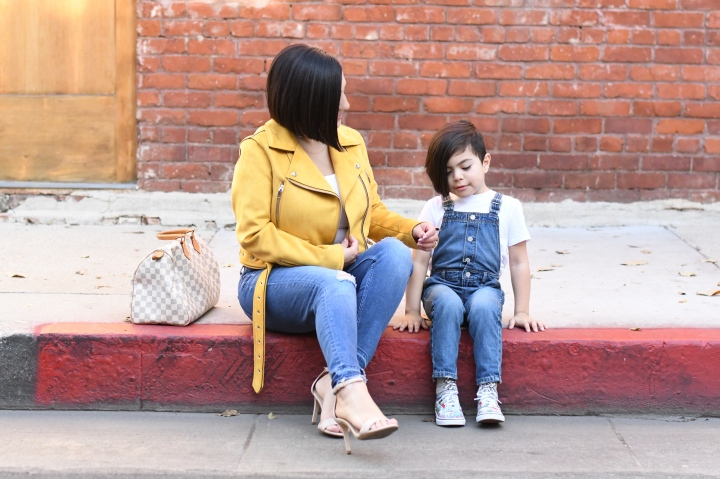 Mommy and Mini LA winterstyle