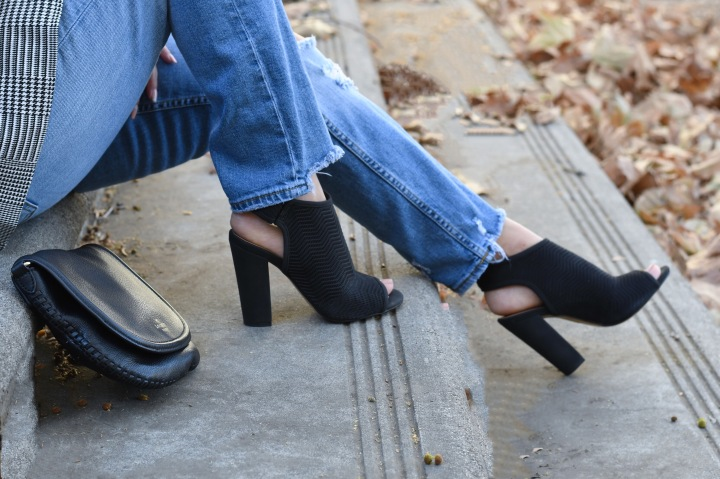 Spring shoe style