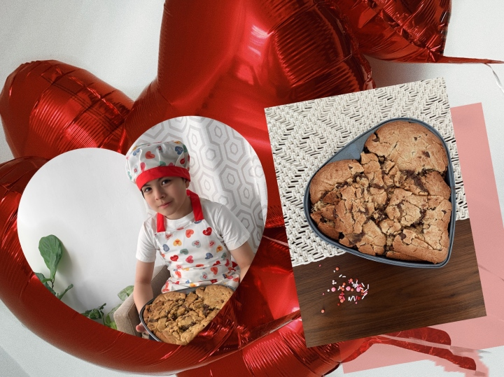 Breaker's heart cookie recipe
