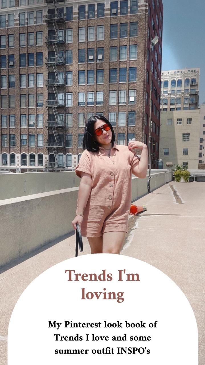 Trends I'm loving